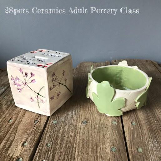 Money Box and Plant Pot