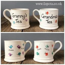 Mugs for Granny and Grandma