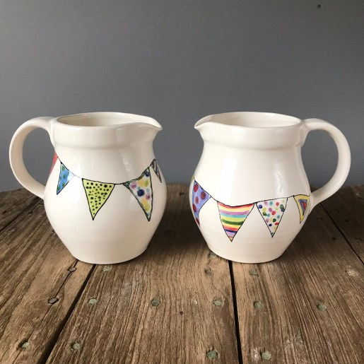 Sisters Jugs Fronts