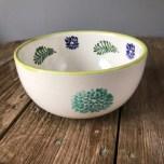 Stencilled Bowl
