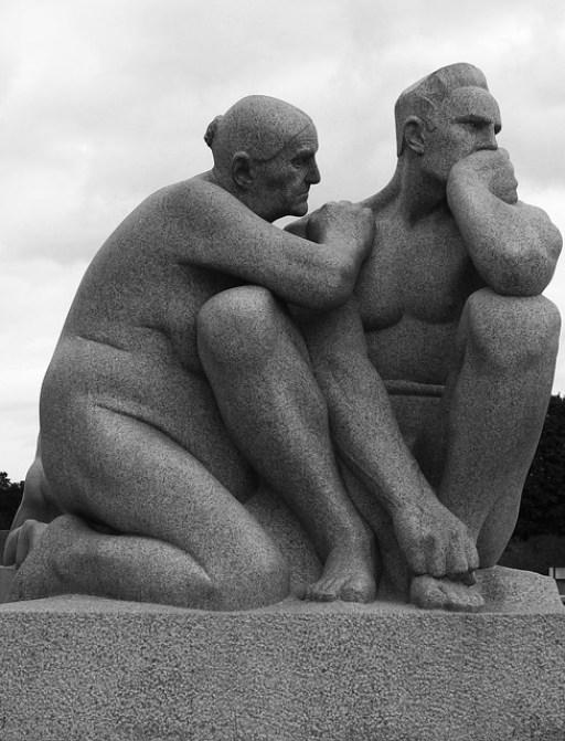 sculpture-couple_LisaRedfern