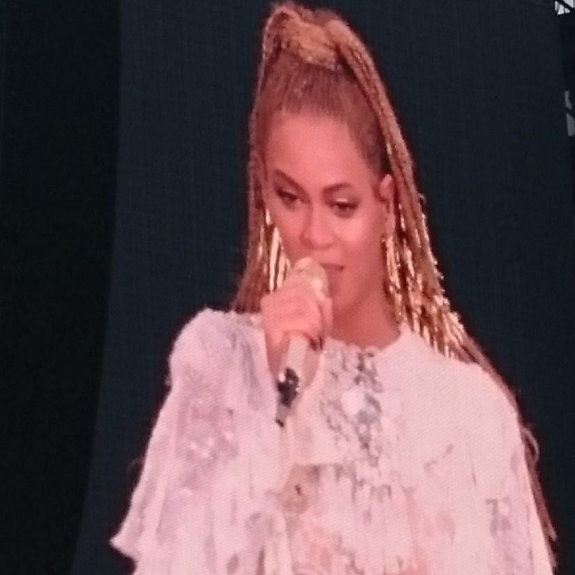 Beyonce Dublin 2016