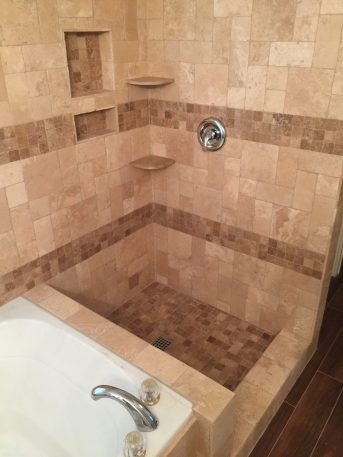 After Grout Application