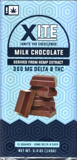 2Strains Delta 8 Milk Chocolate