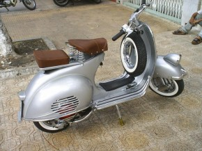 Viet-bodge scooter