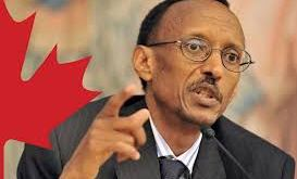 Paul Kagame, Président rwandais