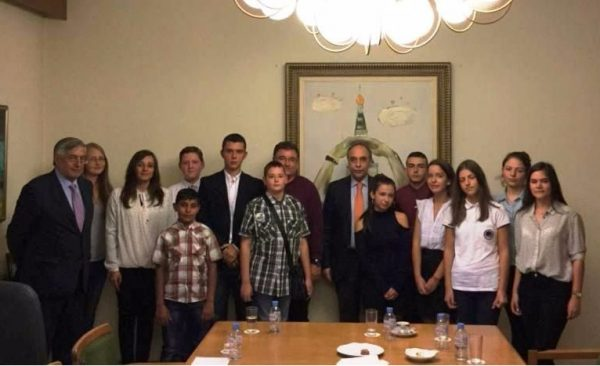 Ученичка от Второ СУ Търговище посети Москва – награда от литературен конкурс