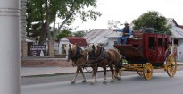 Stagecoach Tour was fun