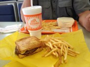 Whataburger. Amazing!