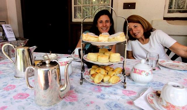 Lindfield afternoon tea, 2011