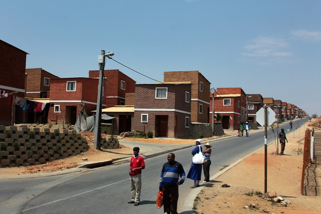 Alexandra Township's East Bank