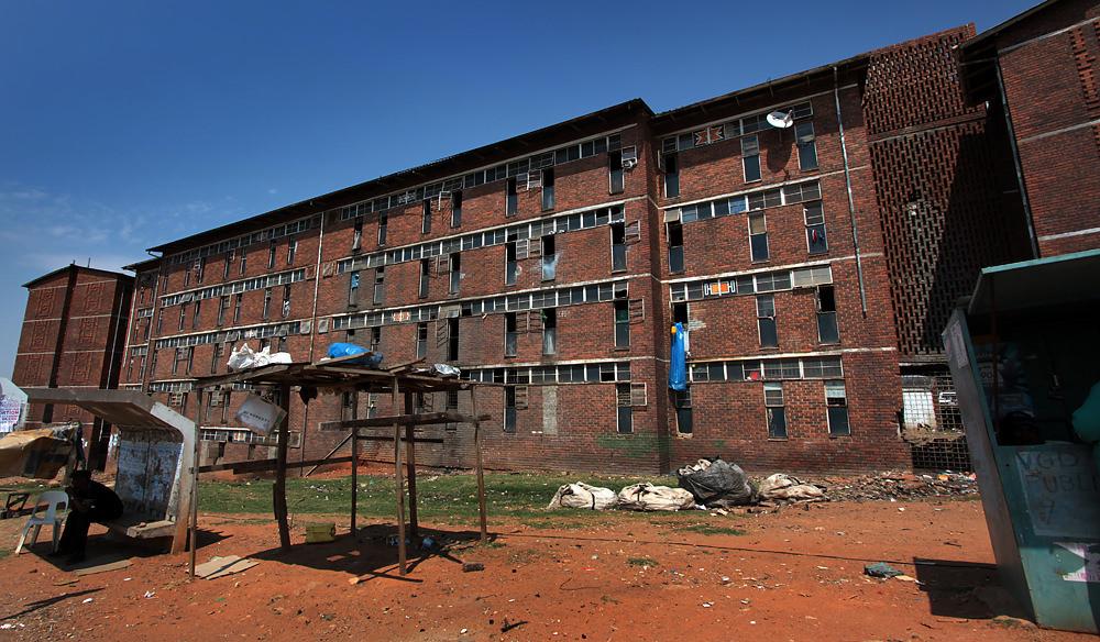 An Alexandra Township hostel