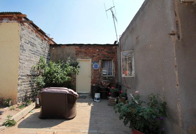 Nelson Mandela's former house in Alexandra Township