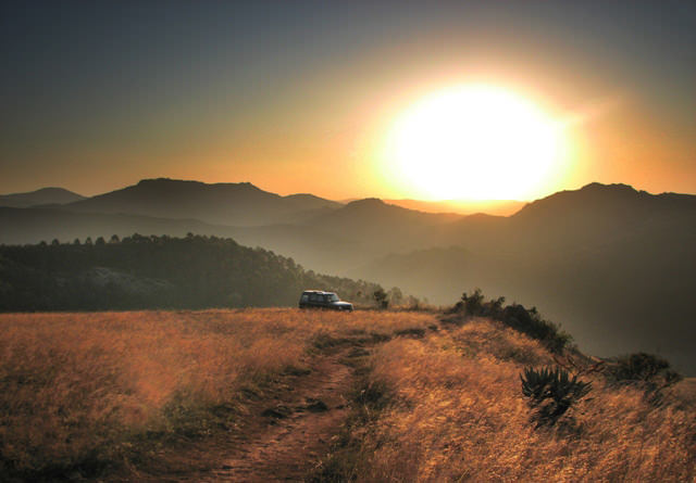 Return to the Swazi Mountaintop