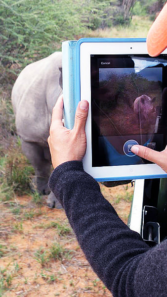 4rhino iPad-gramming