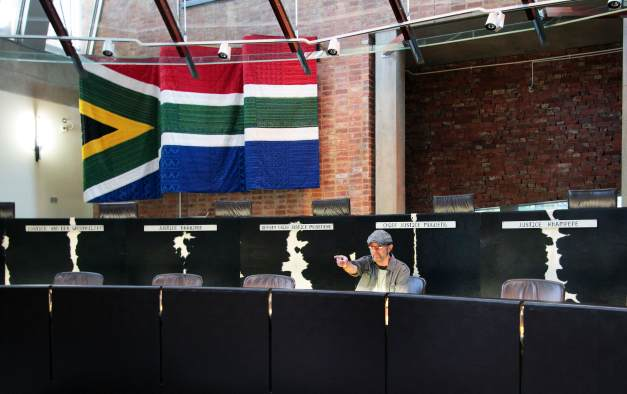 Dad at ConCourt