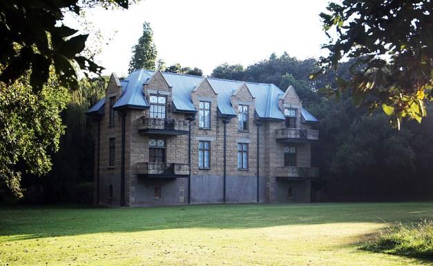 DeHoek house