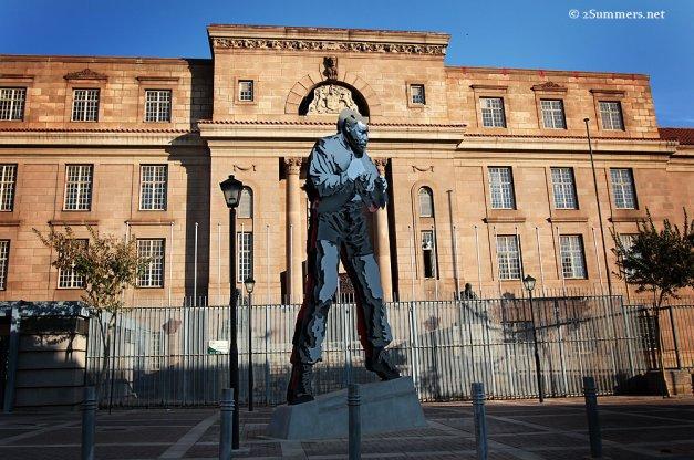 Mandela Magistrates Court