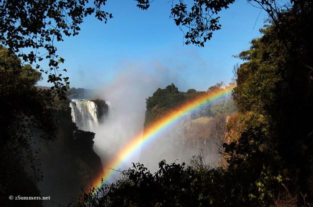 Vic Falls Zim side