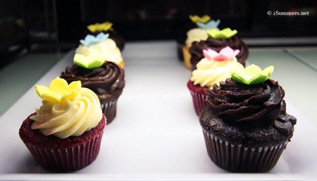 Cramers cupcakes