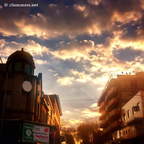 Fordsburg sunset2