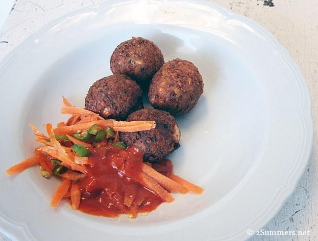 Sanza falafel