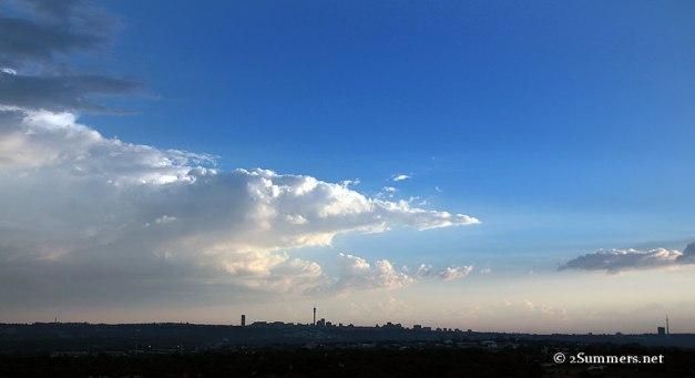 Skyline from Sandton