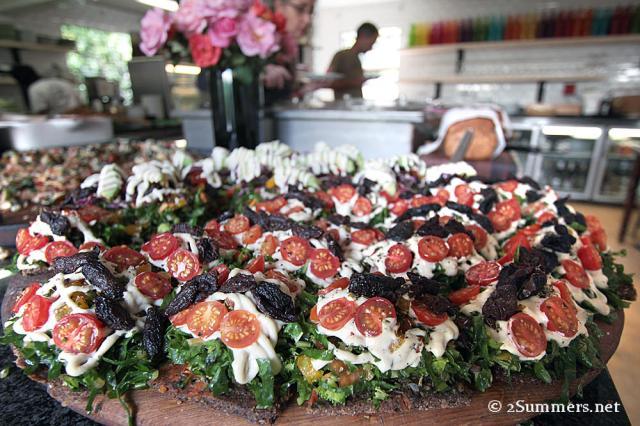 Casalinga - Leafy Greens food1