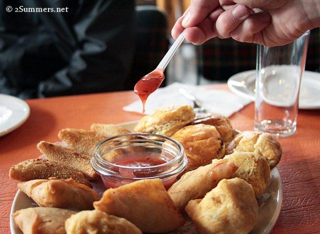Bismillah snacks