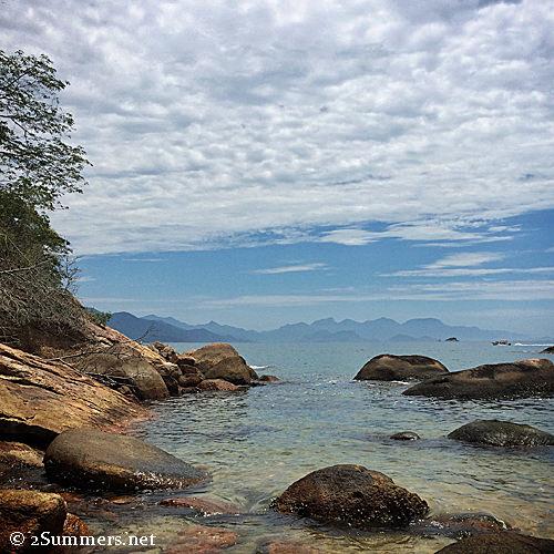 Pop-Up Travel: Ilha Grande, Brazil