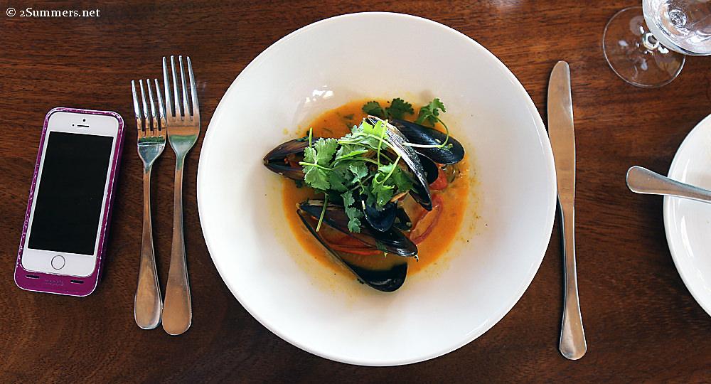 Grootbos mussels