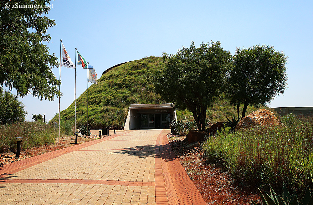 Maropeng centre