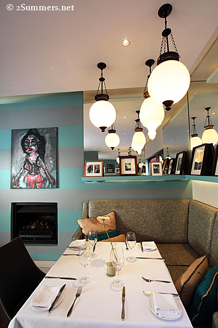Winehouse interior