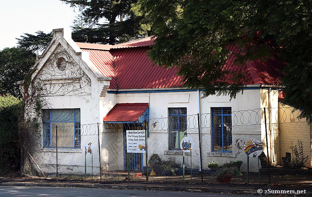 Modderfontein bakery building