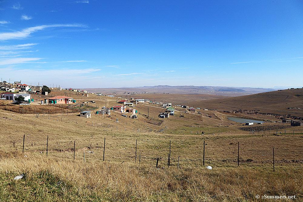 Transkei scenery