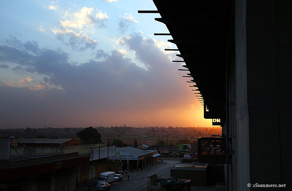 02a Kliptown-sunset