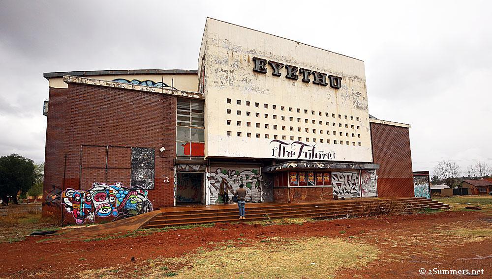 Eyethu Theatre in Soweto