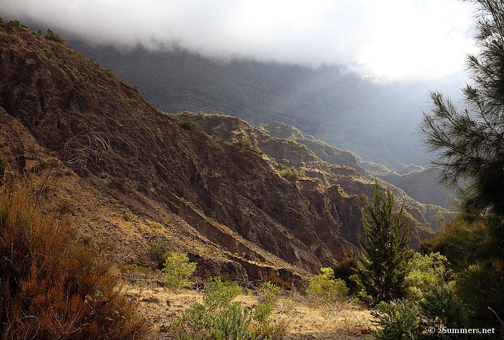 Mafate-scenery