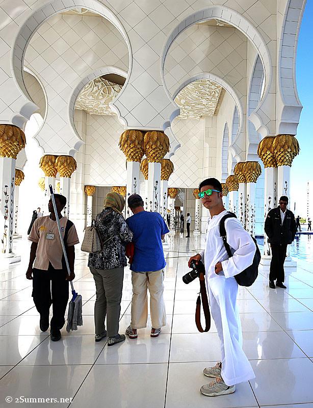 Gareth-mosque