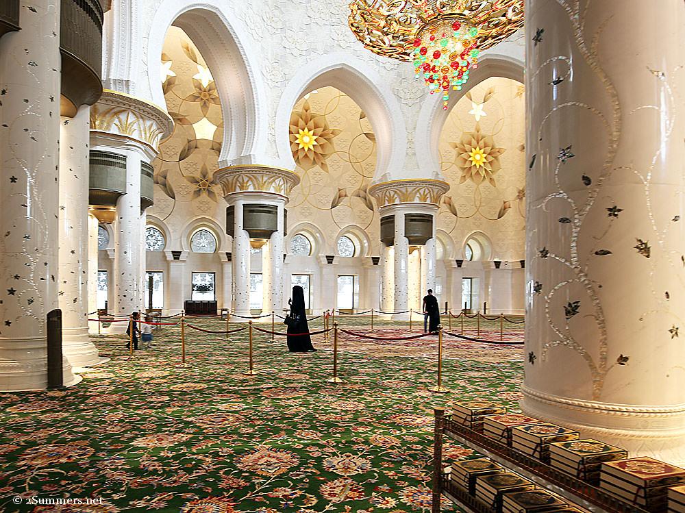 Inside-mosque