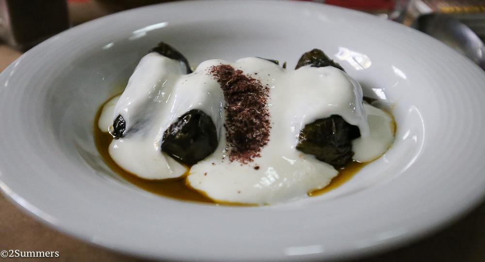 Istanbul dolmas