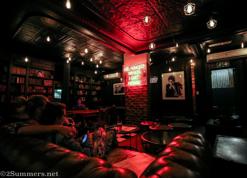 Hells Kitchen interior