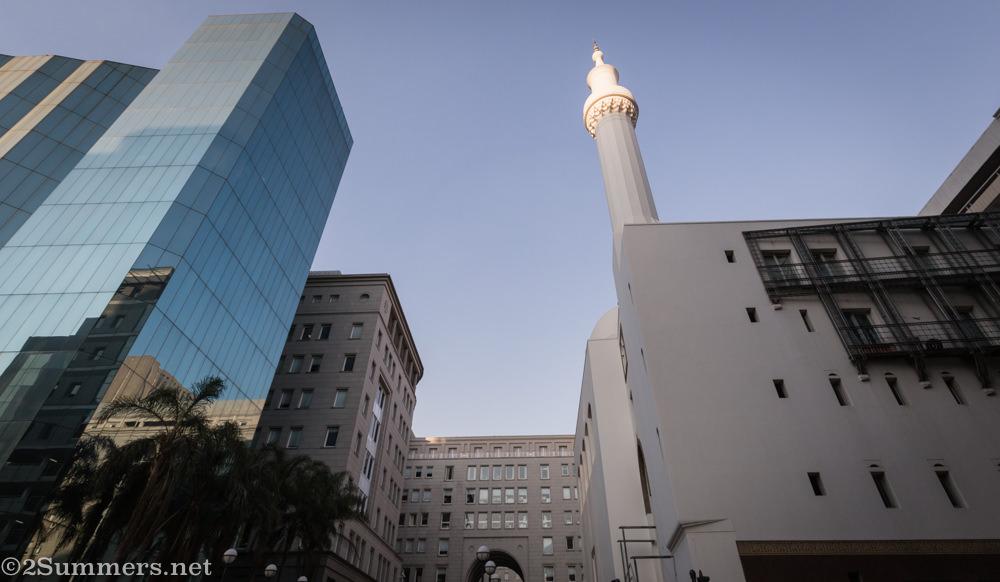 Kerk Street Mosque Johannesburg