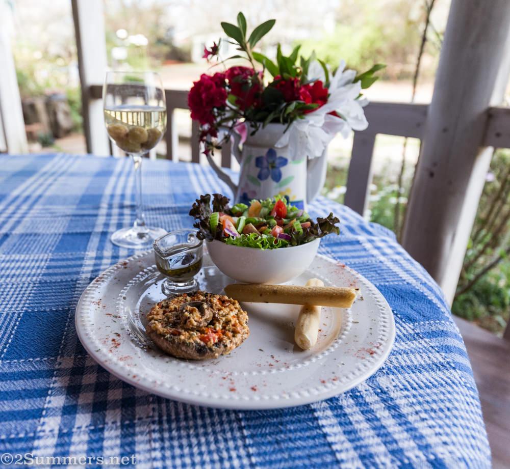 Village Kitchen lunch