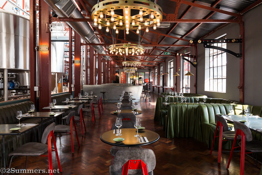 Five Amazing New Places in Downtown Jozi (not in Maboneng or Braamfontein)