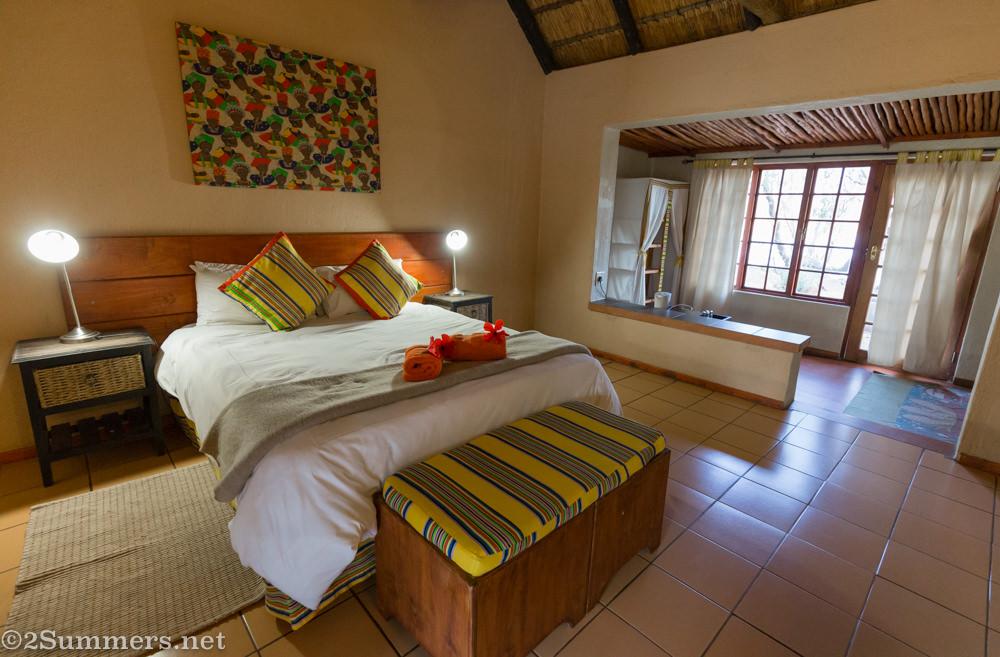 Room at Shiluvari Lakeside Lodge