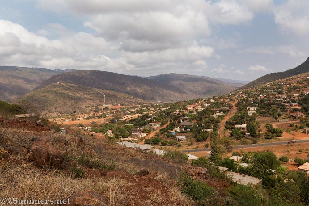 Venda landscape