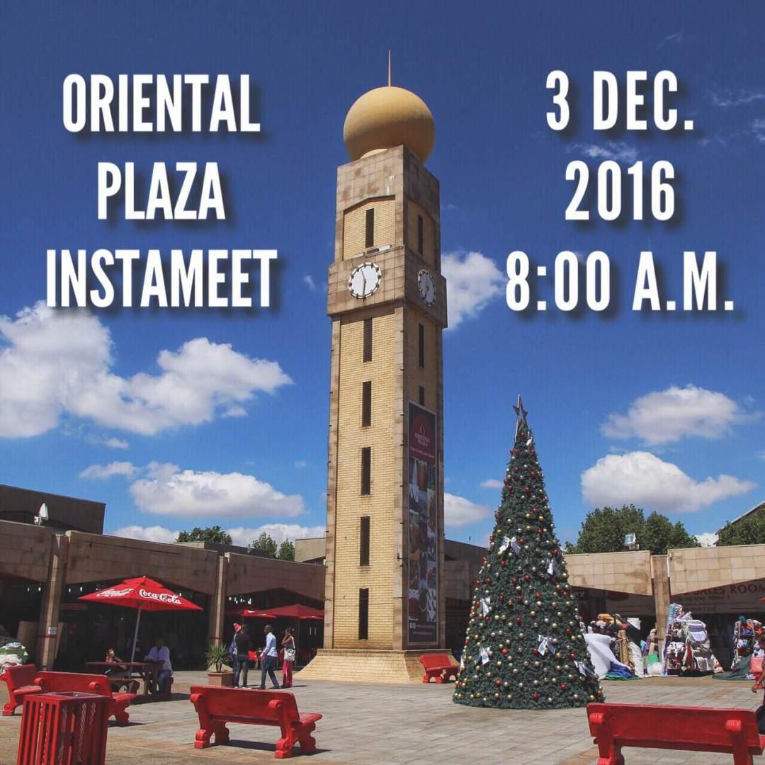 Oriental Plaza Instameet infogram
