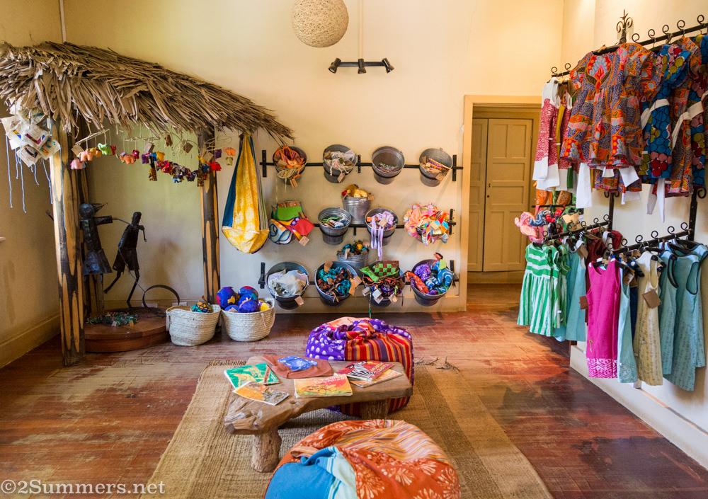 Showroom at Amani ya Juu