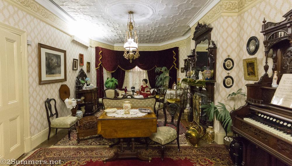 Victorian room Roodepoort Museum